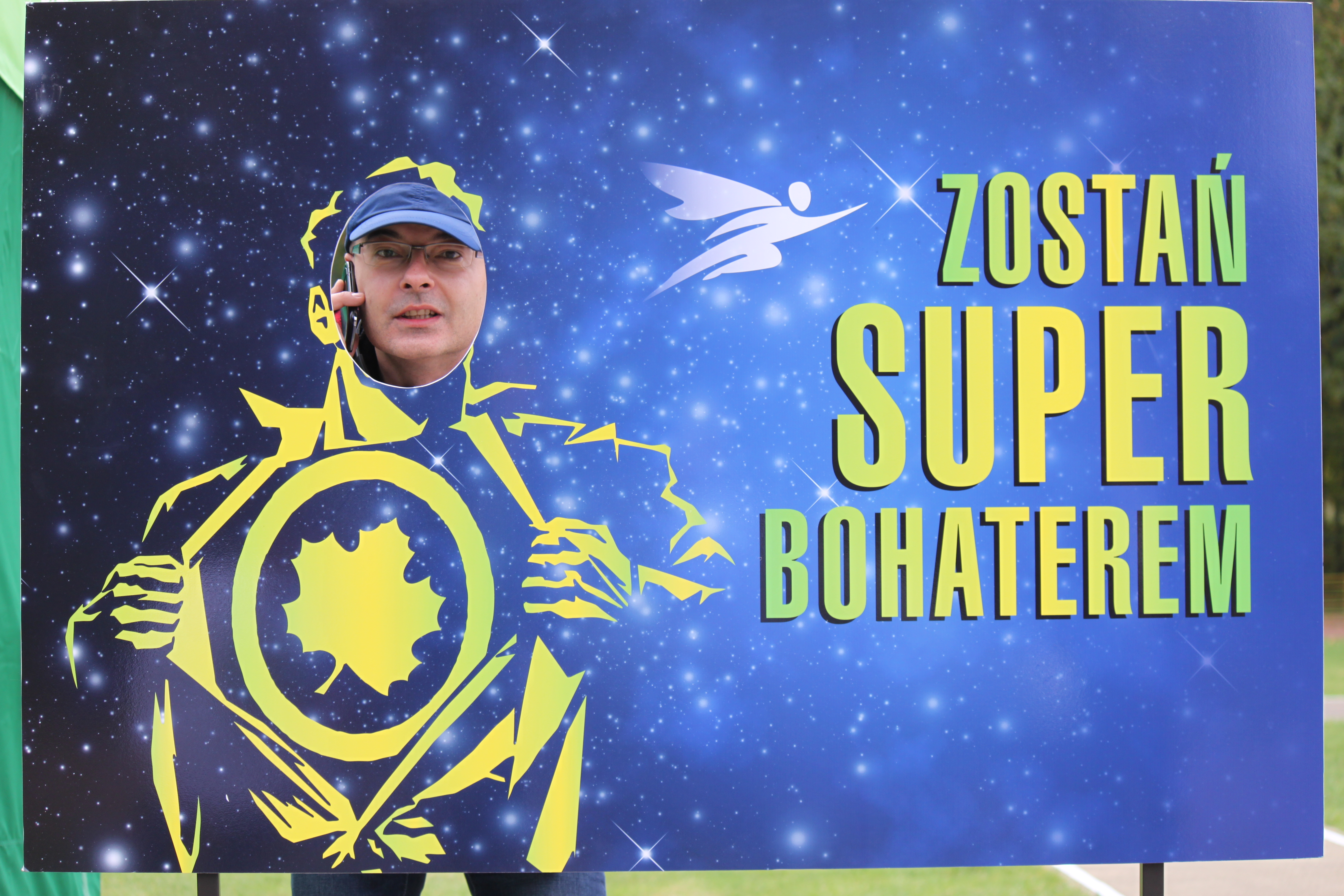Zostań Super Bohaterem