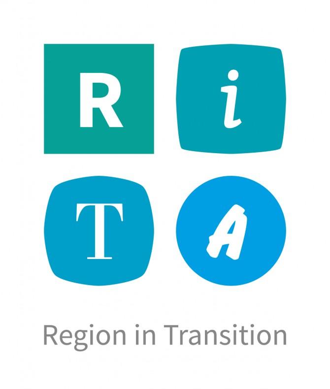 RITA logo v basic color
