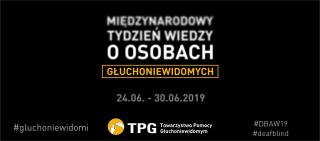 2019_tydzien wiedzy o osobach gluchoniewidomych_baner