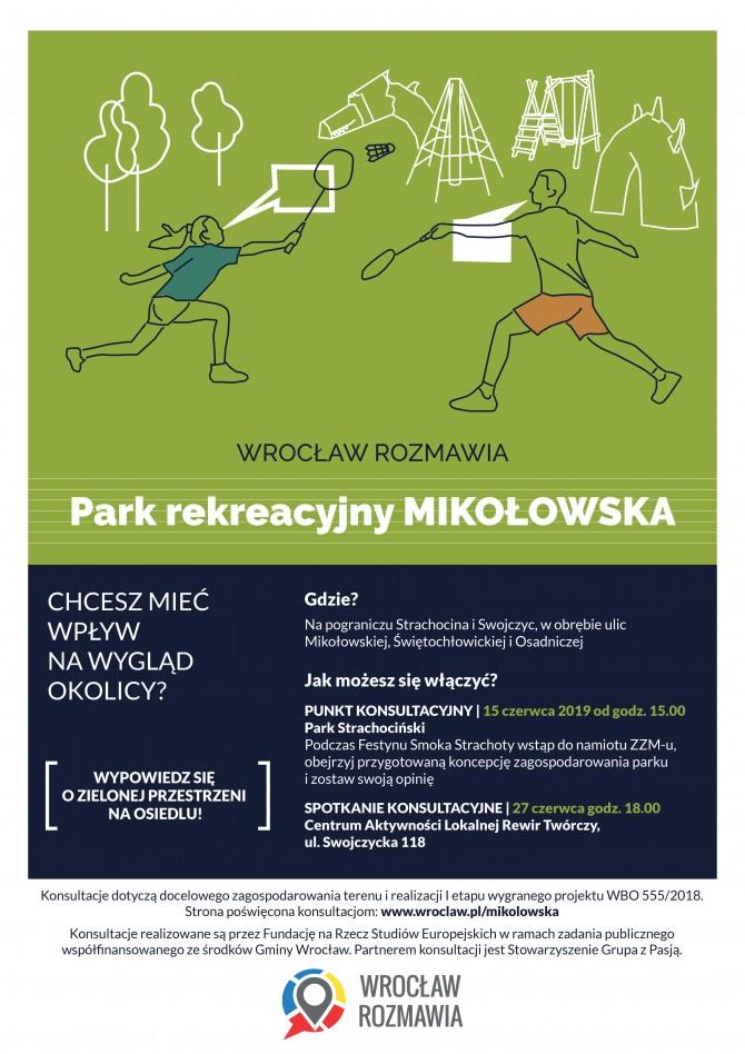 park mikołowska