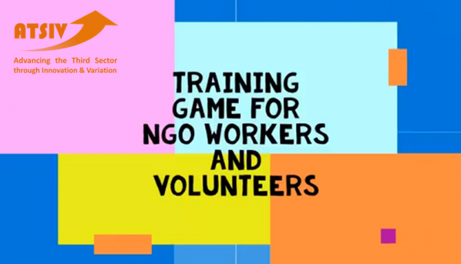Training for NGO workers and volunteers