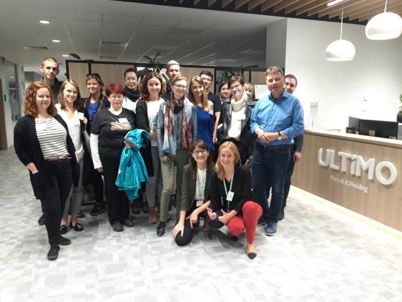 Szkolenie - Efektywna współpraca z biznesem, z elementami budowania wizerunku organizacji (ULTIMO S.A.)