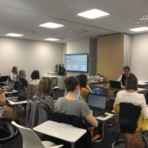 Szkolenie - Usprawnienia procesów biznesowych z wykorzystaniem programów Excel i VBA (EY Global Delivery Services Poland)