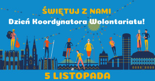 Zaproszenie Dzień Koordynatora Wolontariatu