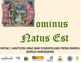 DominusNatusEst-grafika