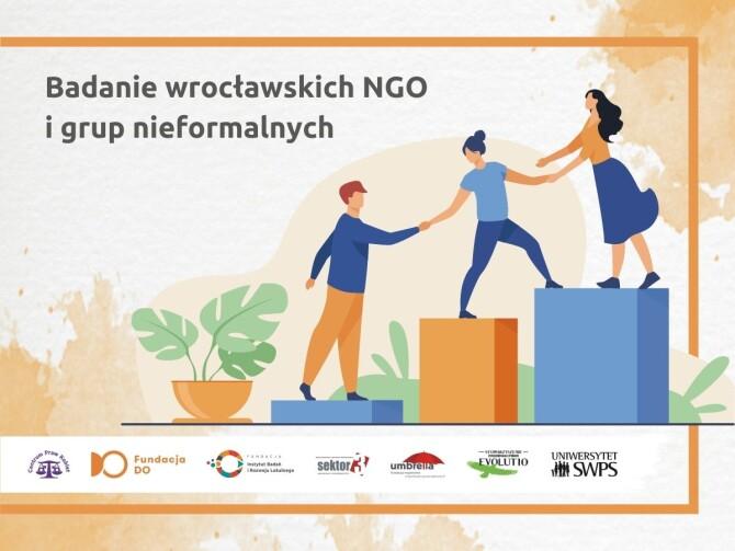 Badanie wroclawskich NGO i ruchow nieformalnych