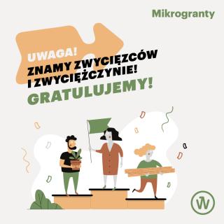 II nabór - mikrogranty