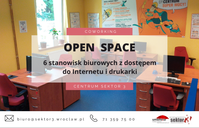 open space post